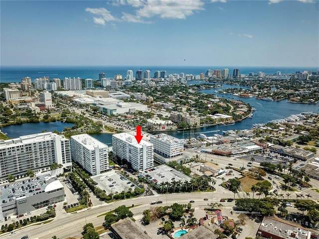 1160 N Federal Hwy #423, Fort Lauderdale, FL 33304 (MLS #F10280727) :: The Howland Group
