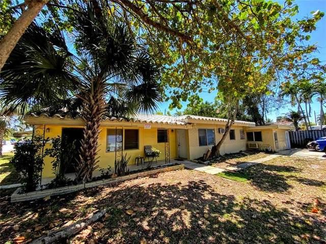 1413 NE 15th Ave, Fort Lauderdale, FL 33304 (MLS #F10280729) :: The Paiz Group
