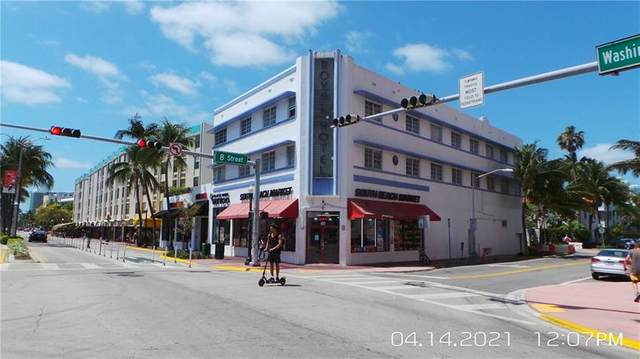 763 Pennsylvania Ave #133, Miami Beach, FL 33139 (MLS #F10280770) :: Green Realty Properties