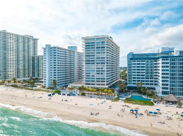 4020 Galt Ocean Dr #1406, Fort Lauderdale, FL 33308 (MLS #F10280787) :: THE BANNON GROUP at RE/MAX CONSULTANTS REALTY I