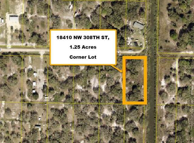 18410 NW 308th Street, Okeechobee, FL 34972 (#F10280806) :: Treasure Property Group