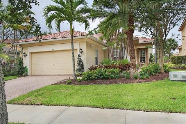 7703 NW 124th Ter, Parkland, FL 33076 (#F10280829) :: Michael Kaufman Real Estate