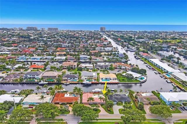 3720 NE 23rd Ave, Lighthouse Point, FL 33064 (#F10280831) :: Baron Real Estate