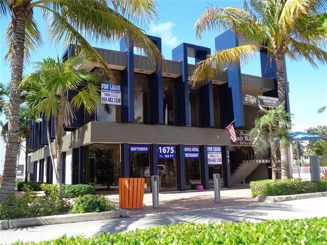 262 Commercial Blvd A, Lauderdale By The Sea, FL 33308 (MLS #F10280833) :: THE BANNON GROUP at RE/MAX CONSULTANTS REALTY I