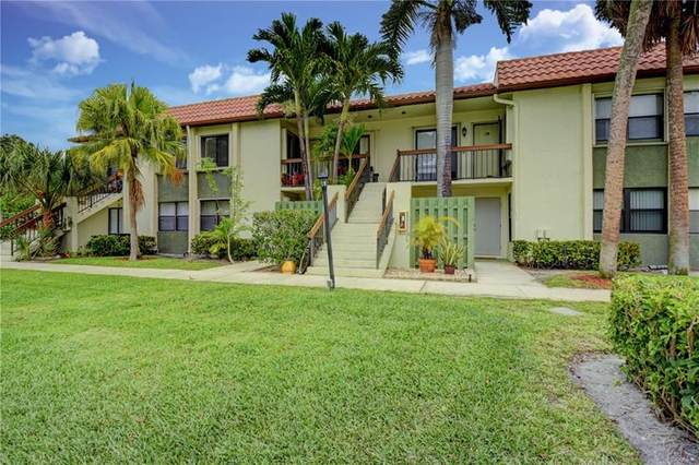 3275 Frederick Boulevard #18, Delray Beach, FL 33483 (MLS #F10280848) :: Green Realty Properties