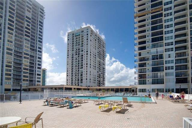 2201 S Ocean Dr #407, Hollywood, FL 33019 (MLS #F10280863) :: United Realty Group