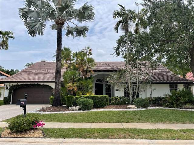 740 NW 100th Ter, Plantation, FL 33324 (MLS #F10280874) :: United Realty Group