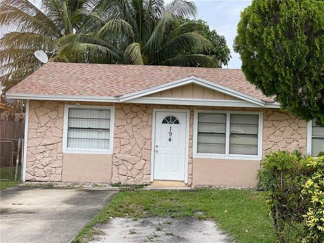 194 Marguerita Dr, West Palm Beach, FL 33415 (#F10280898) :: Signature International Real Estate