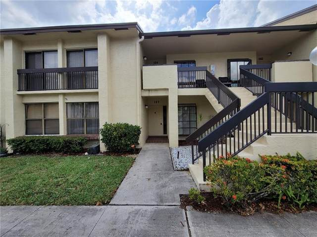 1985 SW 15th St #123, Deerfield Beach, FL 33442 (#F10280904) :: Ryan Jennings Group