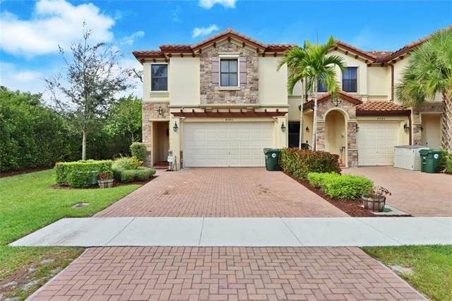 4085 Allerdale Pl #4085, Coconut Creek, FL 33073 (MLS #F10280917) :: Green Realty Properties