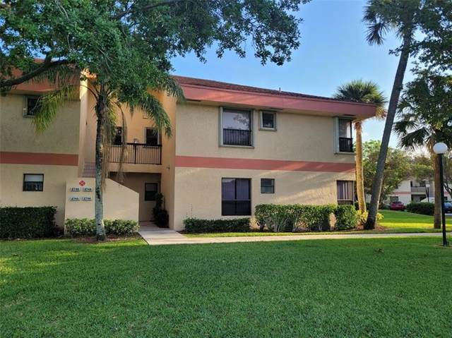 2744 S Carambola Cir S #1919, Coconut Creek, FL 33066 (MLS #F10280930) :: United Realty Group