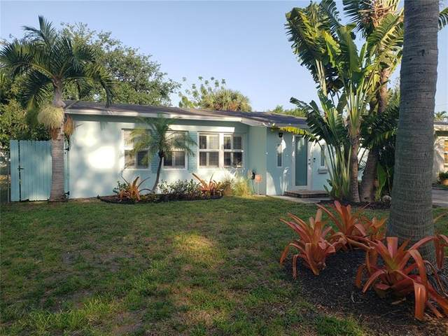 1125 NE 11th Ave, Fort Lauderdale, FL 33304 (MLS #F10280988) :: The Howland Group