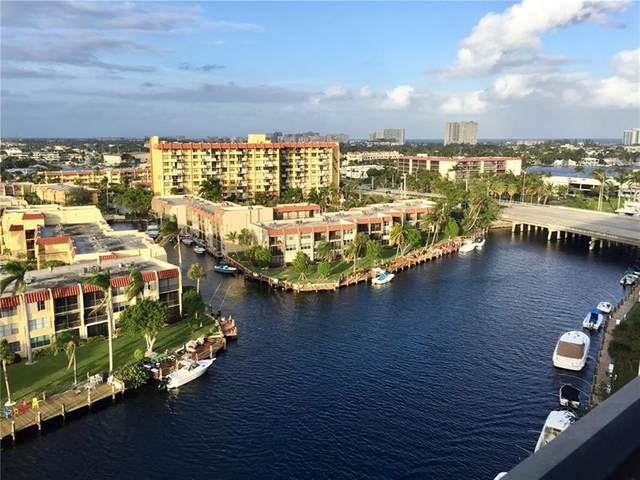 801 N Federal Hwy Ph-14, Pompano Beach, FL 33062 (MLS #F10281035) :: United Realty Group