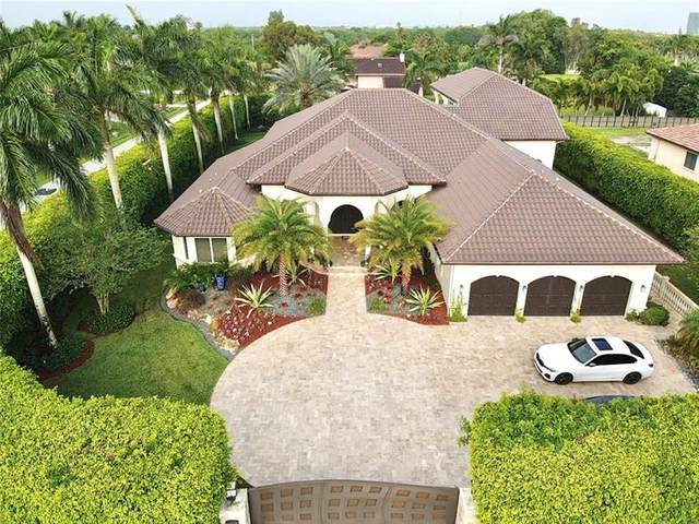 1203 NW 121st Ave, Plantation, FL 33323 (MLS #F10281070) :: The DJ & Lindsey Team