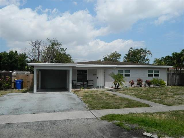 2461 SW 16th Ct, Fort Lauderdale, FL 33312 (MLS #F10281072) :: United Realty Group