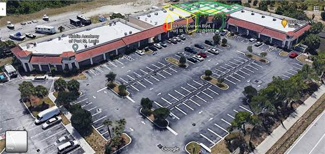 3443 SW Darwin Blvd #3443, Port Saint Lucie, FL 34953 (#F10281080) :: Real Treasure Coast