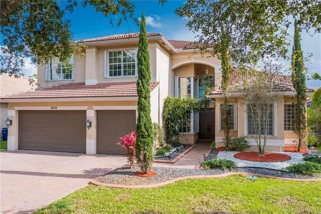 18532 SW 49th St, Miramar, FL 33029 (#F10281096) :: Signature International Real Estate