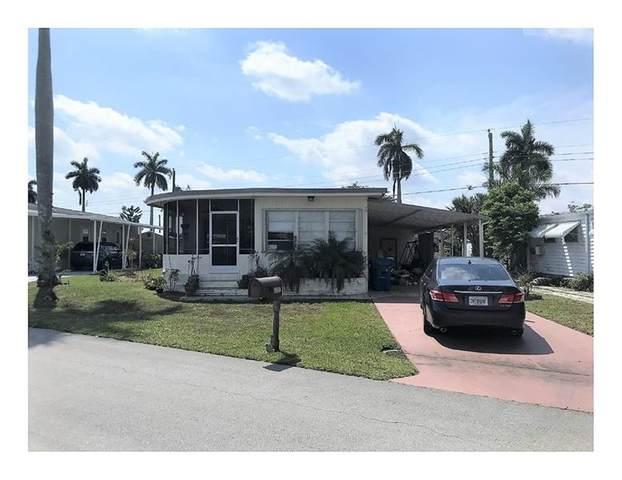 8560 SW 20th Pl, Davie, FL 33324 (#F10281109) :: Posh Properties