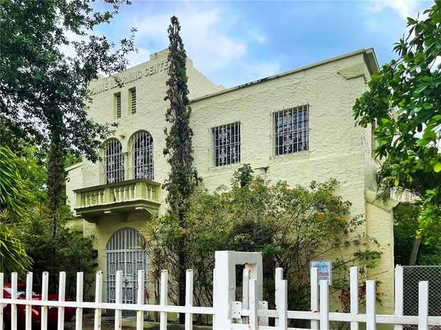7561 NE 1st Ave, Miami, FL 33138 (#F10281143) :: Baron Real Estate