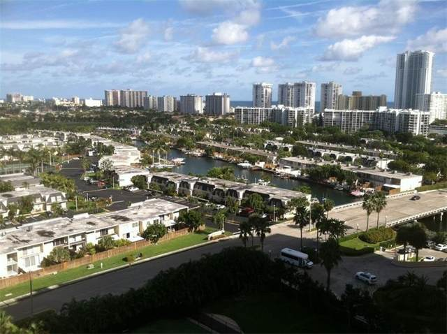 600 Three Islands Blvd #1422, Hallandale Beach, FL 33009 (#F10281233) :: Heather Towe | Keller Williams Jupiter