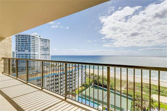 1800 S Ocean Blvd #1210, Lauderdale By The Sea, FL 33062 (MLS #F10281258) :: The Howland Group