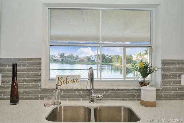 2120 NW 191st Ave, Pembroke Pines, FL 33029 (#F10281280) :: Michael Kaufman Real Estate