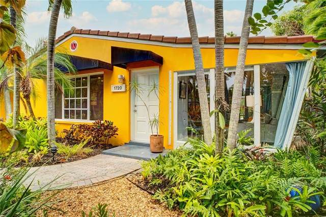 1720 NE 17th Ave, Fort Lauderdale, FL 33305 (MLS #F10281288) :: The Jack Coden Group