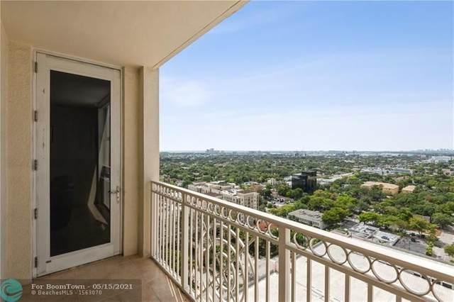 511 SE 5th Ave #2107, Fort Lauderdale, FL 33301 (#F10281304) :: Signature International Real Estate