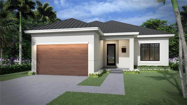 1625 NE 17th Terrace, Fort Lauderdale, FL 33305 (#F10281381) :: Michael Kaufman Real Estate