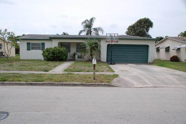 6948 NW 8th Ct, Margate, FL 33063 (MLS #F10281422) :: The Jack Coden Group