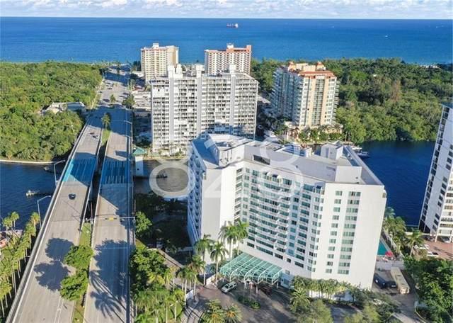 2670 E Sunrise Blvd #828, Fort Lauderdale, FL 33304 (#F10281441) :: Dalton Wade