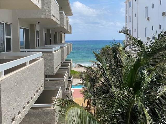 3424 SE 12th St E7, Pompano Beach, FL 33062 (#F10281474) :: Posh Properties