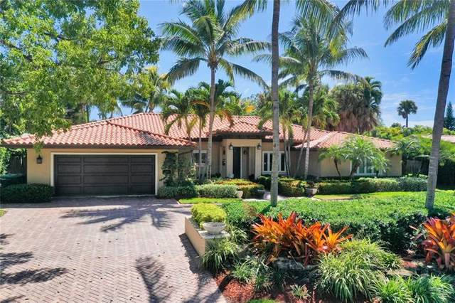 1330 E Lake Dr, Fort Lauderdale, FL 33316 (MLS #F10281520) :: The Howland Group
