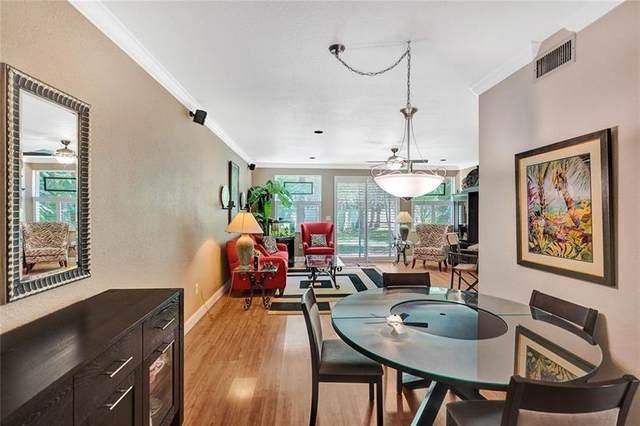 2984 Deer Creek Country Club Blvd, Deerfield Beach, FL 33442 (MLS #F10281563) :: Berkshire Hathaway HomeServices EWM Realty