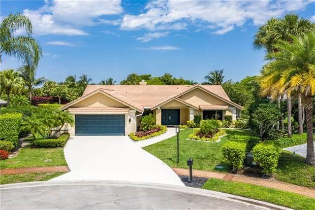 7945 Shelby Circle, Boca Raton, FL 33496 (MLS #F10281579) :: Berkshire Hathaway HomeServices EWM Realty
