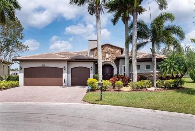 12131 NW 73rd St, Parkland, FL 33076 (#F10281587) :: Posh Properties