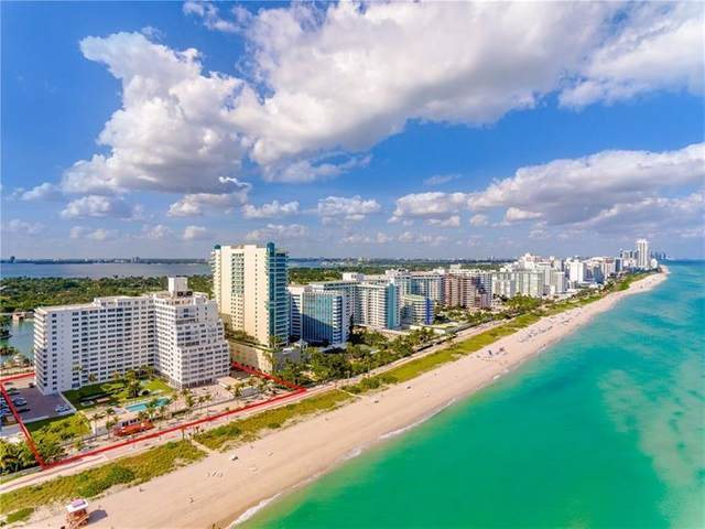 5005 Collins Ave #902, Miami Beach, FL 33140 (MLS #F10281634) :: United Realty Group