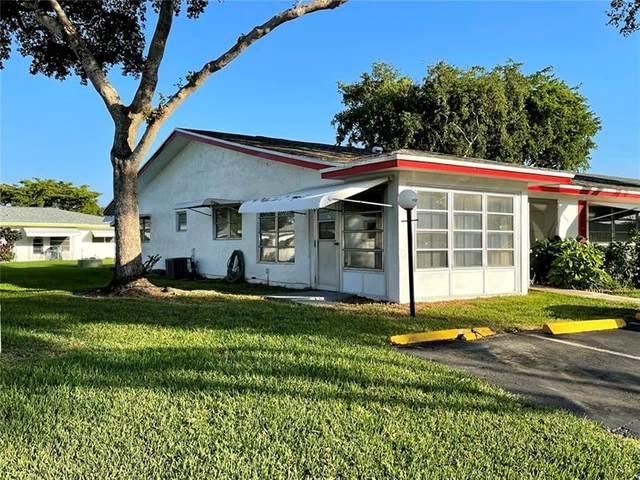 1131 NW 83rd Ave A43, Plantation, FL 33322 (MLS #F10281720) :: Patty Accorto Team