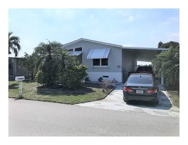 2325 SW 83rd Ter, Davie, FL 33324 (#F10281750) :: Posh Properties