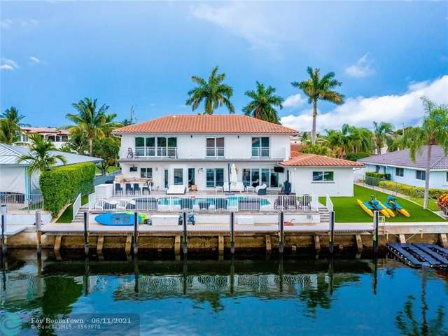 4131 NE 24th Ave, Lighthouse Point, FL 33064 (MLS #F10281752) :: Castelli Real Estate Services