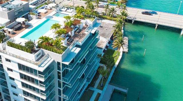 9521 E Bay Harbor Drive #402, Bay Harbor Islands, FL 33154 (#F10281777) :: Ryan Jennings Group