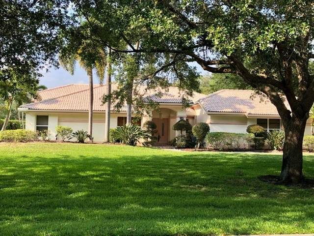7811 S Woodridge Dr, Parkland, FL 33067 (MLS #F10281817) :: The Jack Coden Group