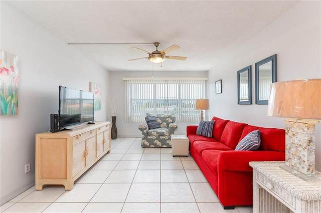 2555 NE 11th St #401, Fort Lauderdale, FL 33304 (MLS #F10281831) :: The Howland Group