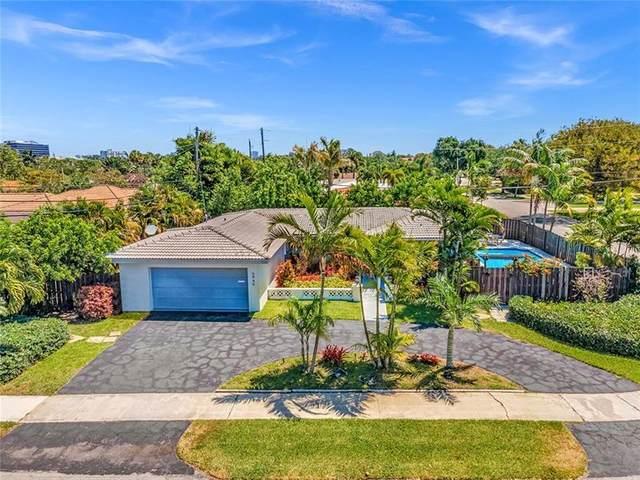 5940 NE 21 Lane, Fort Lauderdale, FL 33308 (MLS #F10281857) :: Patty Accorto Team