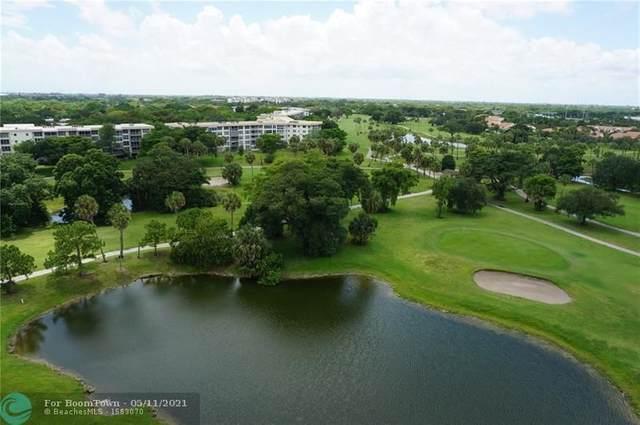 3507 Oaks Way #1009, Pompano Beach, FL 33069 (#F10281885) :: Posh Properties