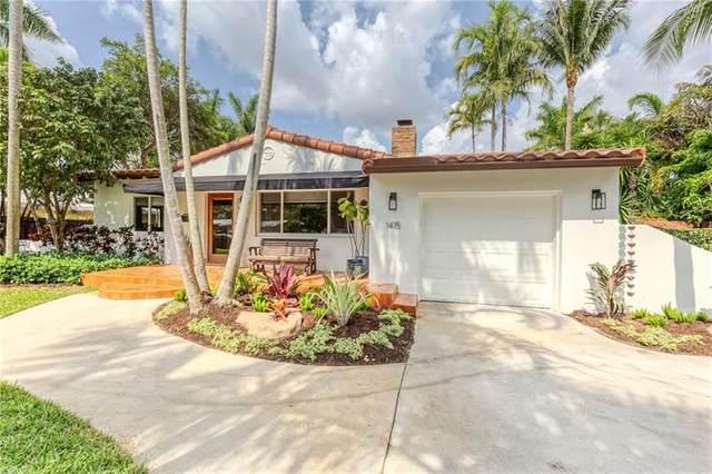 1415 Coral Ridge Dr, Fort Lauderdale, FL 33304 (#F10281888) :: Posh Properties