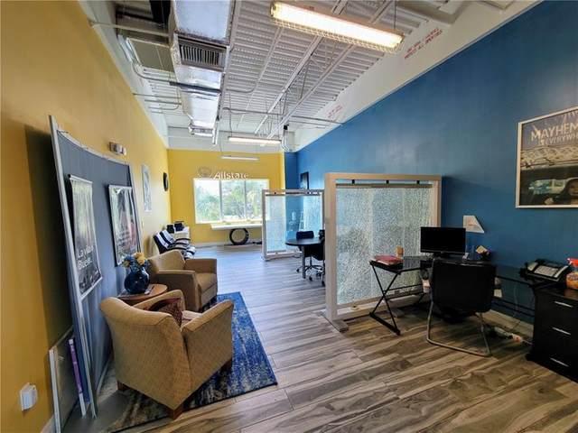 2101 SW 101st Ave 6-205, Miramar, FL 33025 (#F10281945) :: Posh Properties
