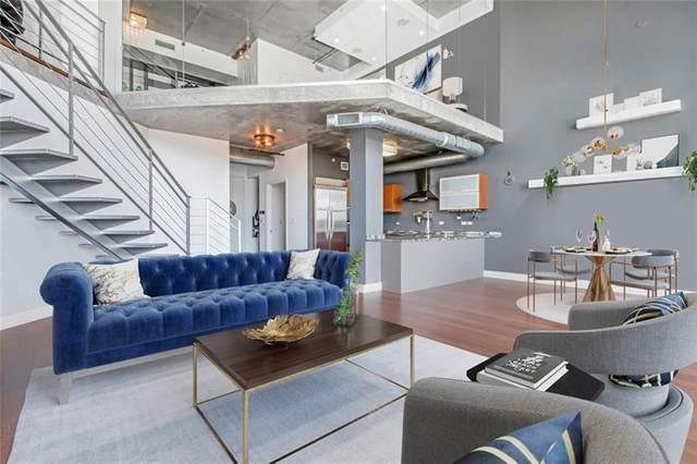 313 NE 2nd St 1105 Aka Ph5, Fort Lauderdale, FL 33301 (MLS #F10281975) :: Berkshire Hathaway HomeServices EWM Realty
