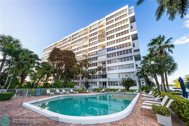 1170 N Federal Hwy #1208, Fort Lauderdale, FL 33304 (#F10281979) :: Baron Real Estate