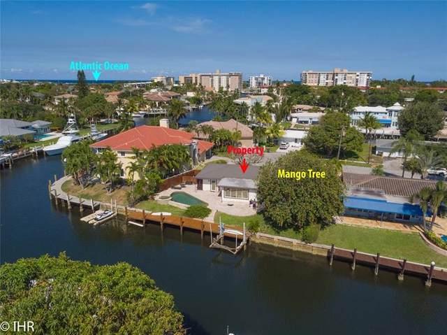 4941 NE 28th Ave, Lighthouse Point, FL 33064 (MLS #F10282000) :: GK Realty Group LLC